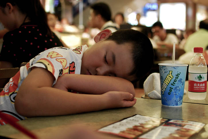 Schlafender Riese